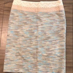 Nanette Lepore pencil skirt. Size 8